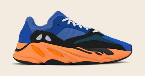 Adidas Yeezy 700 Boost Will Drop in 'Bright Blue' Next Year
