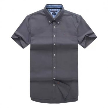 Tommy Hilfiger short-sleeve grey