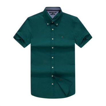Tommy Hilfiger short-sleeve green