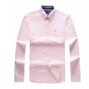 Tommy Hilfiger long-sleeve pink