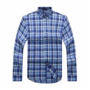 Gant Blue checkered shirt