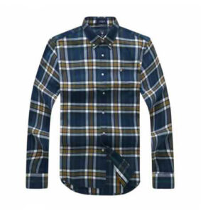 Gant green checkered shirt