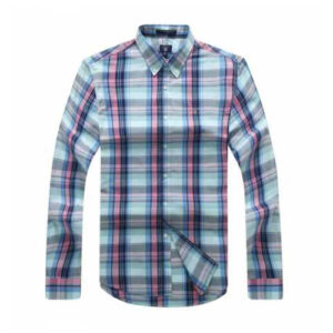 Gant Pink checkered shirt