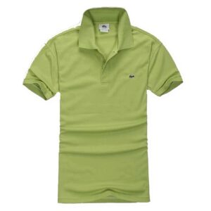 lacoste Piqué polo lemon