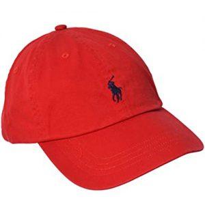 Ralph Lauren red Cap