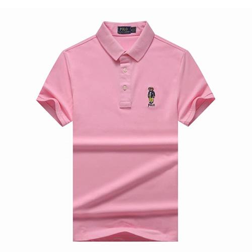 ralph lauren bear pink