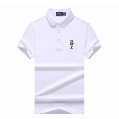 ralph lauren bear white