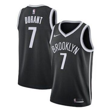 Nets Basketball Jersey black