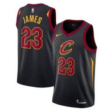 Cavaliers Basketball Jersey black