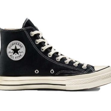 Converse Chuck black High