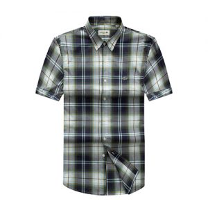 Lacoste Checkered short sleeve