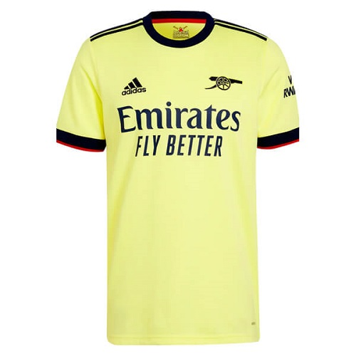 Arsenal away jersey 2021/2022