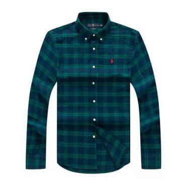 Ralph Lauren Green Checkered