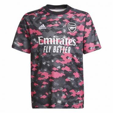Arsenal pre-match jersey 2021/2022