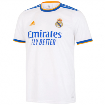 real madrid home 2022