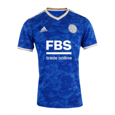 Leicester home Jersey 2021/2022