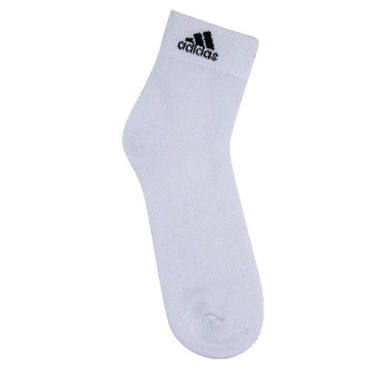 adidas ankle white socks