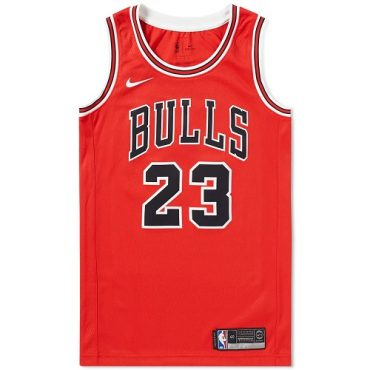 chicago bulls red Jersey